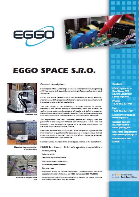 EGGO Space s.r.o.